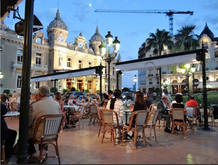 Cafe De Paris Monaco