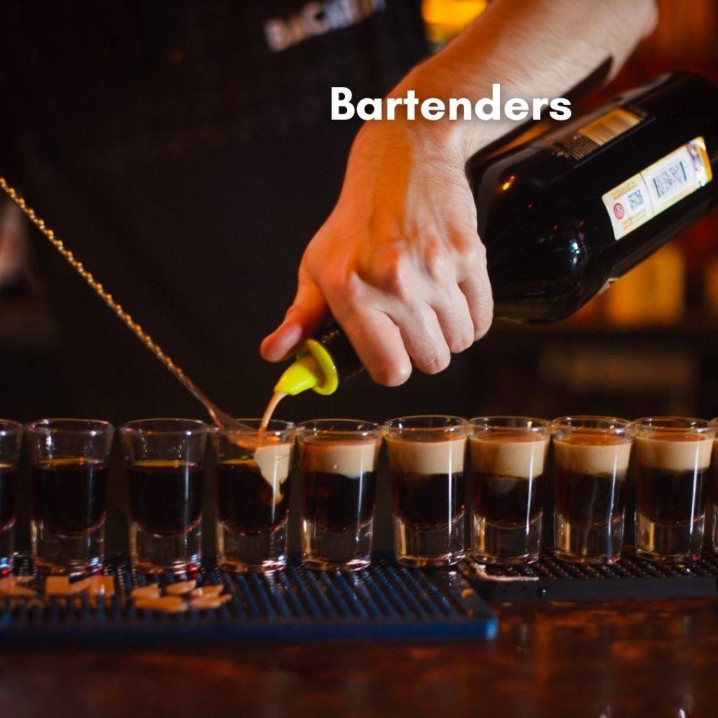 event planner french riviera bartenders saint tropez nice monaco cannes côte d'azur